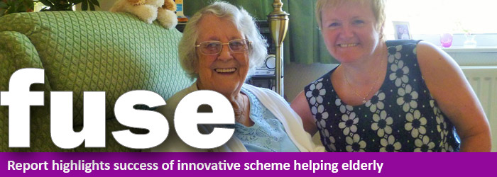 innovative scheme helping elderly